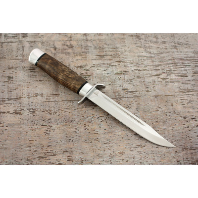 Нож разведчика (орех, алюминий)