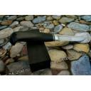 Финка Тайга (рукоять черный граб, алюминий)
