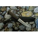 """Нож туристический """"Лесной"""" (рукоять орех, текстолит с ввертышем)"""