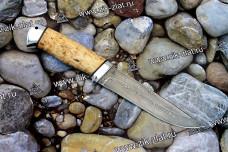 Куница (дамаск, карельская береза, алюминий)
