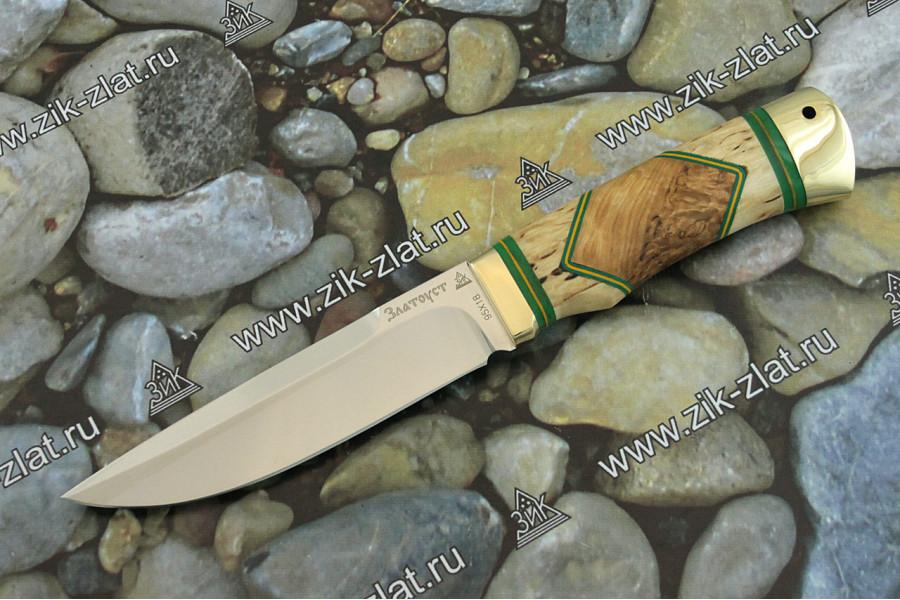 "Нож туристический ""Перо"" (рукоять люкс-1)"