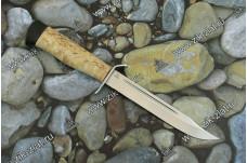 Нож разведчика (карельская береза, текстолит)